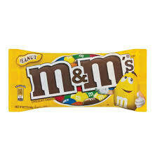 M & M Peanut 45G