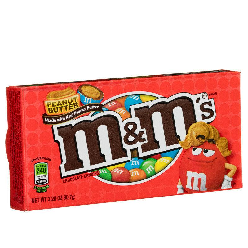 M & M Peanut Butter 85G
