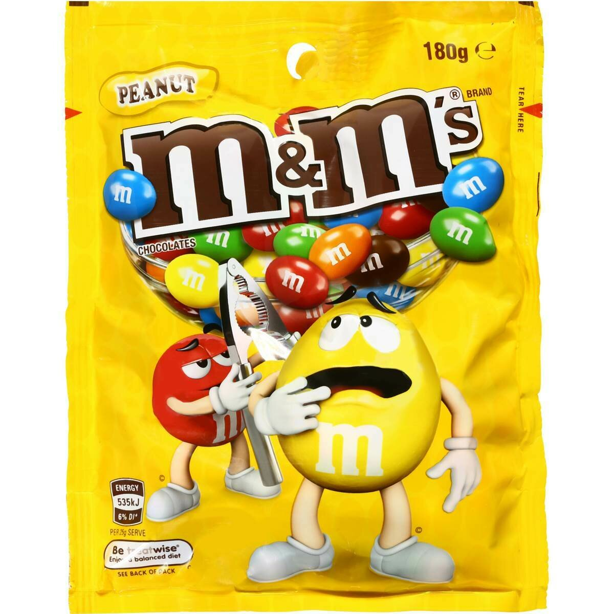M&m's Peanut 180G
