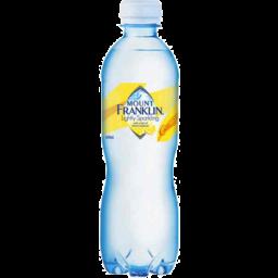 Mount Franklin Sparkling Lemon 450ML
