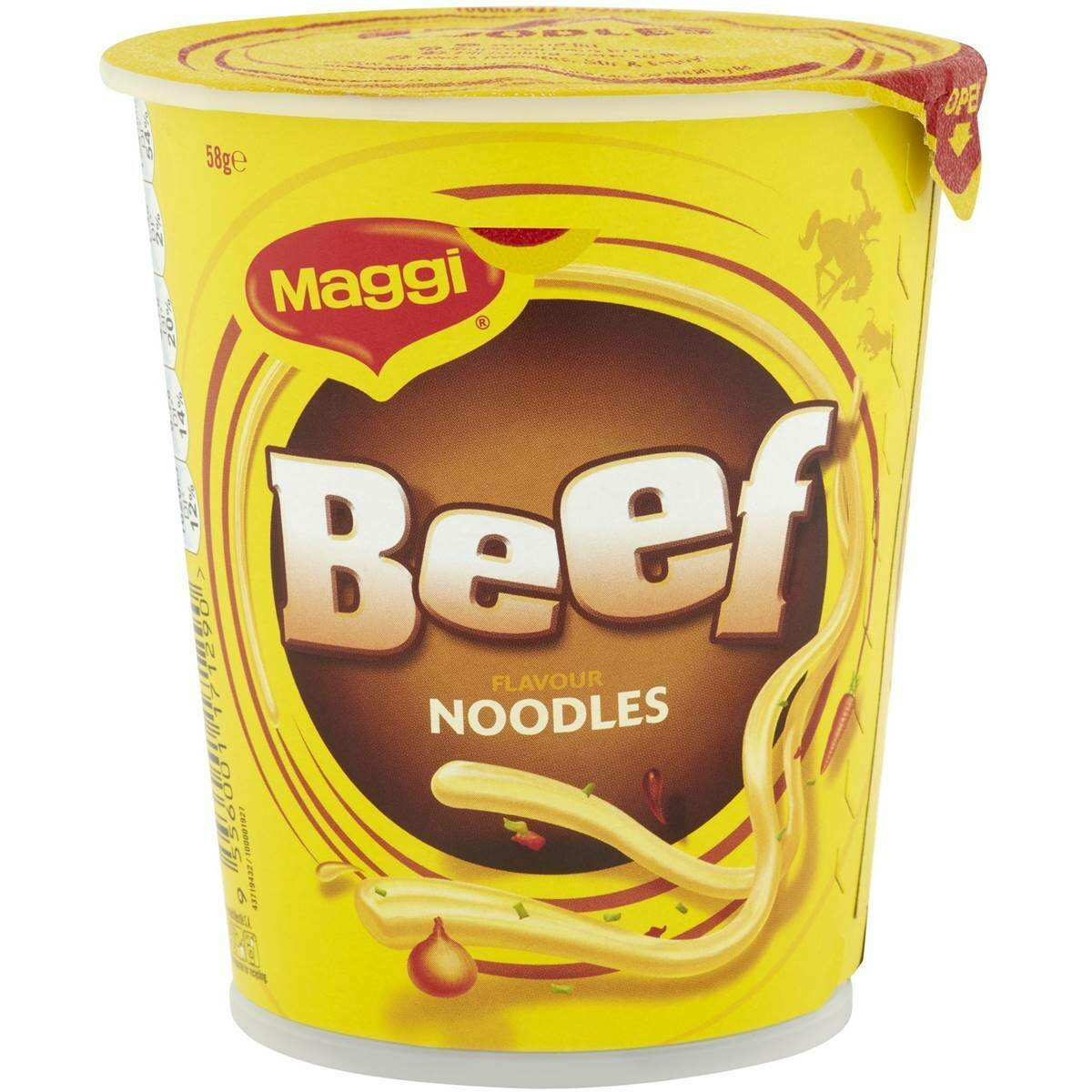 Maggi Beef Noodles 70G