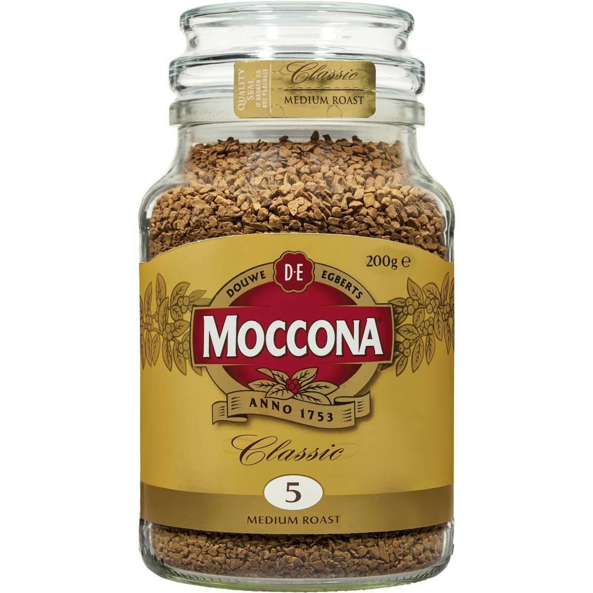 Moccona 200G