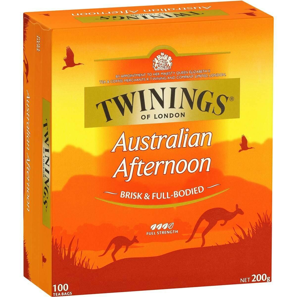 Twining Australian Afternoon 200G