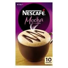 Nescafe Mocha 10 Serves