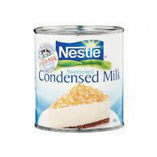 Nestle Condensed Milk 200G
