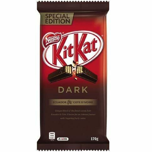 Nestle Kit Kat Dark 170g