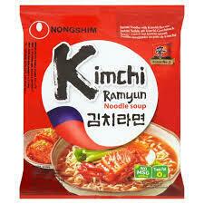 Nongshim Kimchi Ramyun 120G