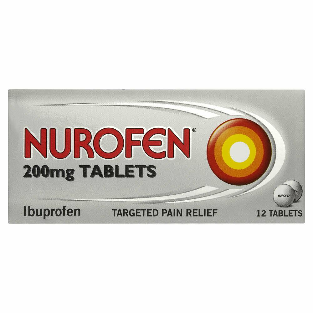 Nurofen Tablets 24pk