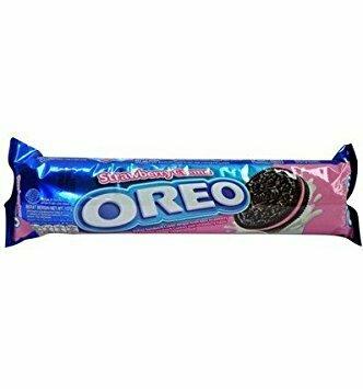 Oreo Strawberry 137G