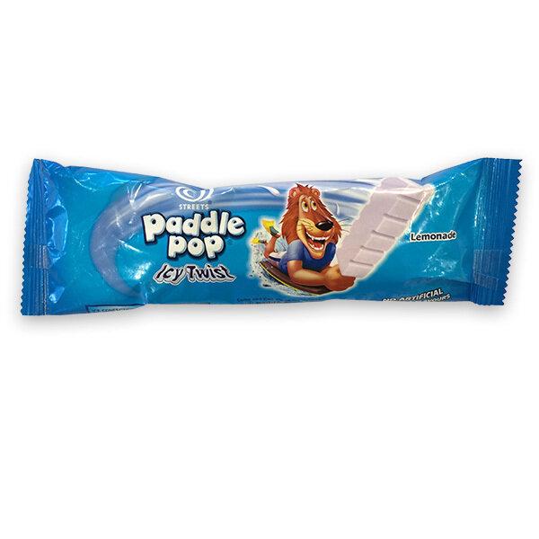 Paddle Pop Icy Twist Lemonade