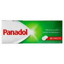Panadol Tablets 20pk