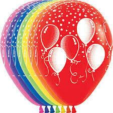 Balloons 50pk