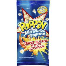 Popcorn Triple Butter