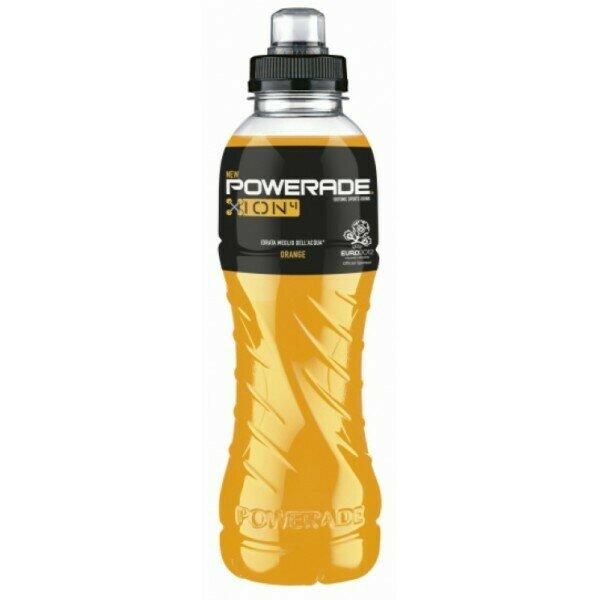 Powerade Goldrush 600ML