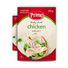 Primo Chicken Breast 80g