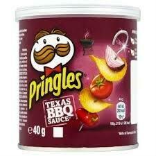 Pringles BBQ 40G