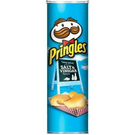Pringles Sea Salt 150G