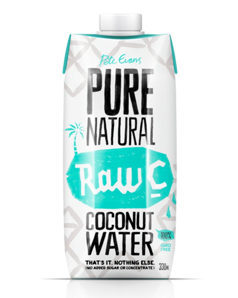 Raw C Coconut Water 330ML