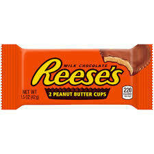 Reeses 2 Peanut Butter Cup 63G