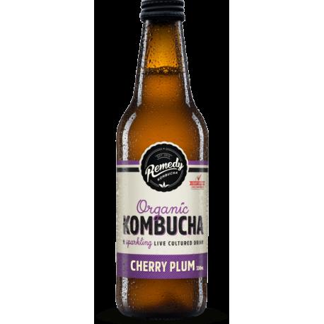Remedy Kombucha Cherry Plum 330ML