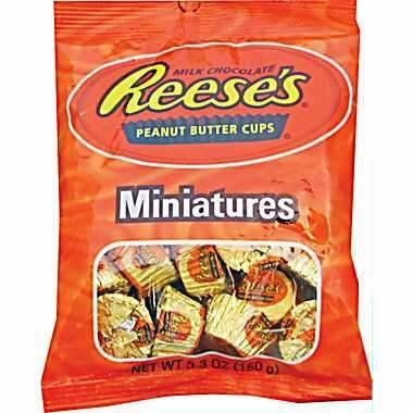 Reeses Miniatures 150G