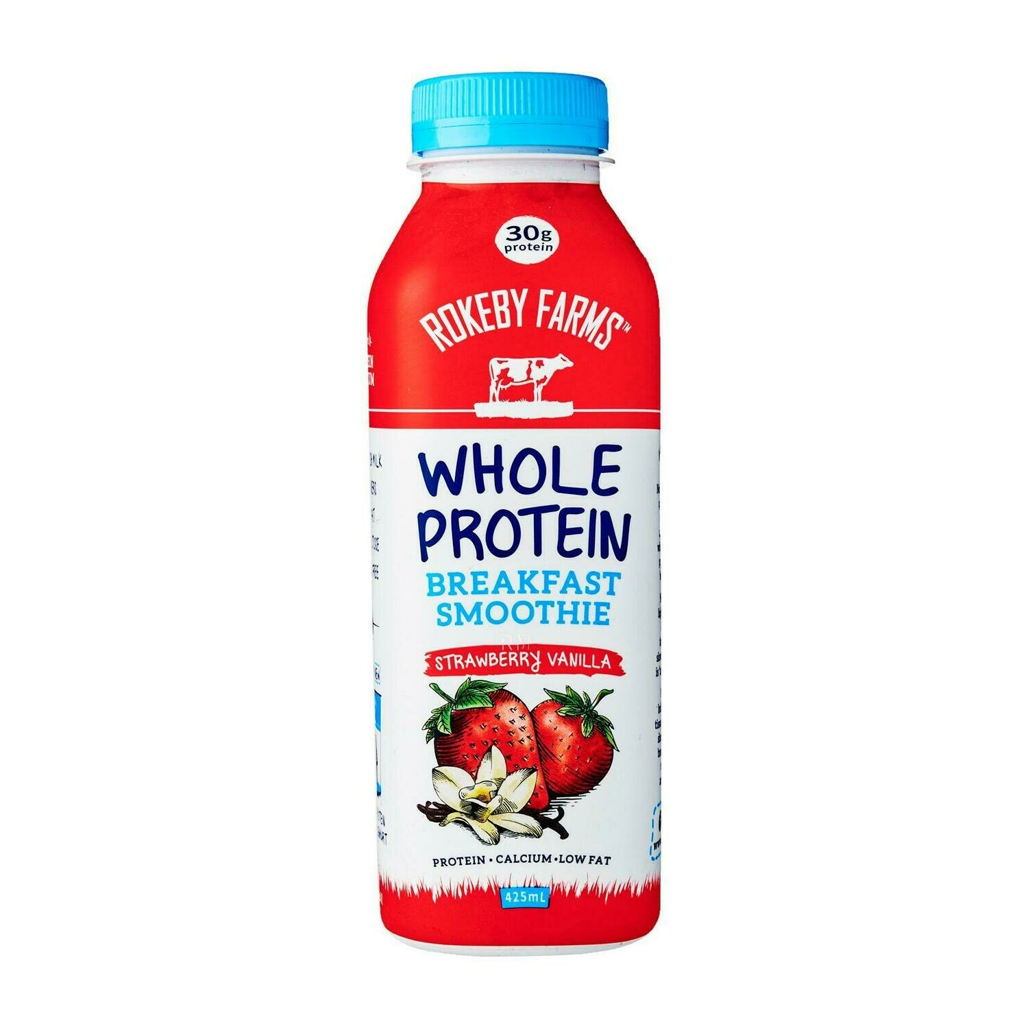 Rokeby Farms Protein Strawberry 425ML