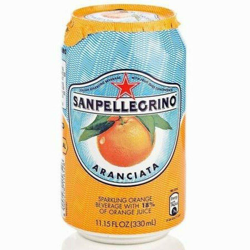 SanPellegrino Orange 330ML