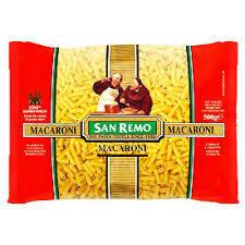 San Remo Macaroni 500G