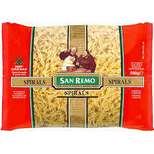 San Remo Spirals