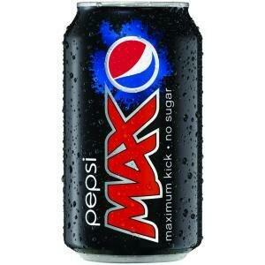 Pepsi Max 375ML