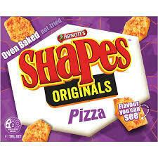 Shapes Original Pizza 190G
