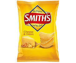 Smiths Cheese & Onion 90G