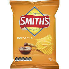 Smiths Barbeque 170G