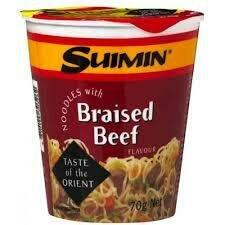 Suimin Braised Beef 70G