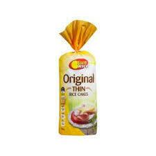 Sun Rice Corn Thin Rice Cakes 150 G