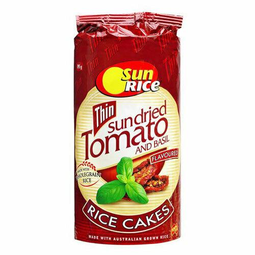 Sunrice Sun Dried Tomato 195G