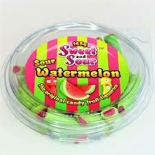 Sweet & Sour Watermelon 165g
