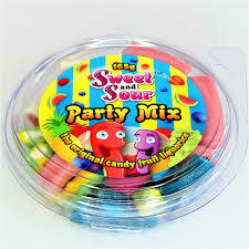 Sweet & Sour Party Mix 165g