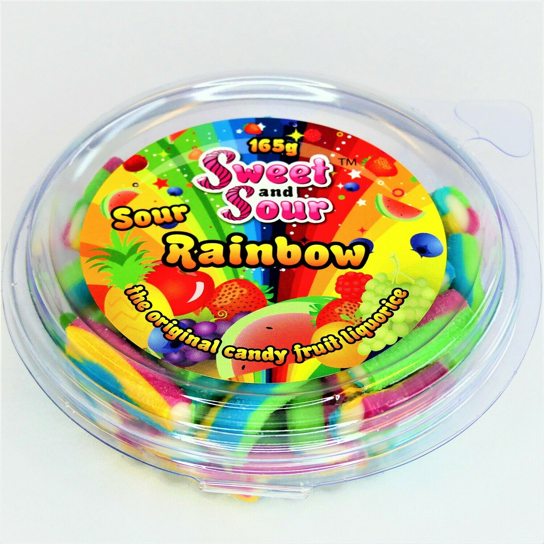Sweet & Sour Sour Rainbow 165g