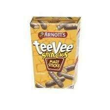 Teevee Snacks Malt Sticks 175G