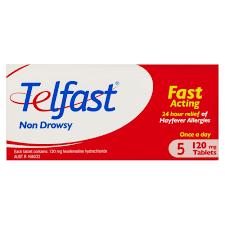 Telfast Non Drowsy 5 Tablets