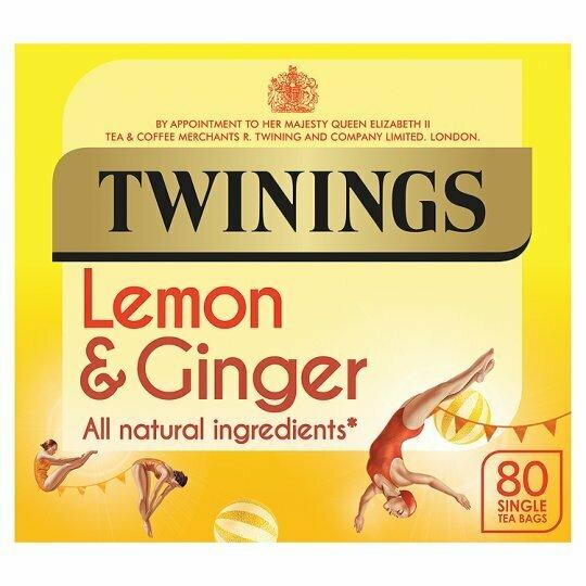Twinings Lemon & Ginger 20G