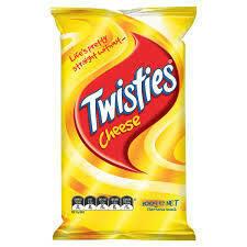 Twisties Cheese 100G