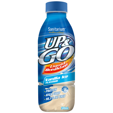 UP & GO Vanilla 500ML