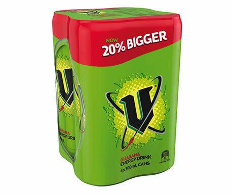 V Energy Drink 275ML 4pk