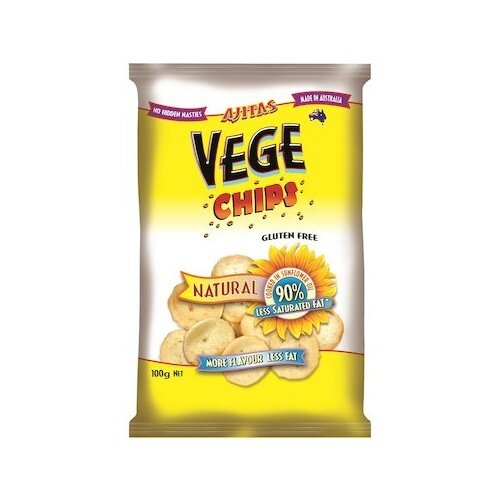 Vege Chips Natural 100G