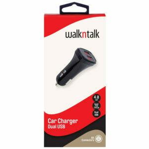 Walk & Talk Car Charger