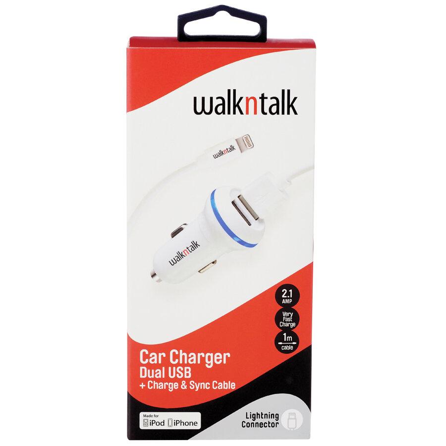 Walk And Talk Wall Charger Lightnin