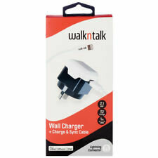 Walk & Talk wall charger for Iphone