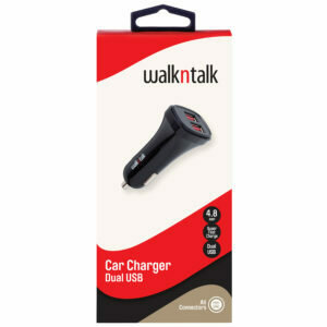 Walk&Talk Car Charger & Sync Cable